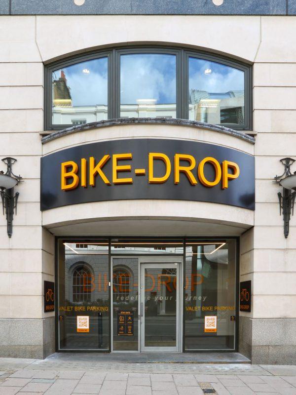 Bike Drop 08
